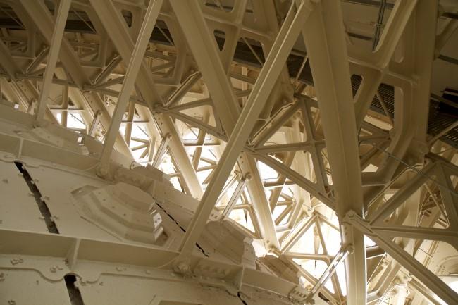 U.S. Capitol dome cst iron