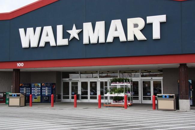 Walmart, Christmas Eve Shooting