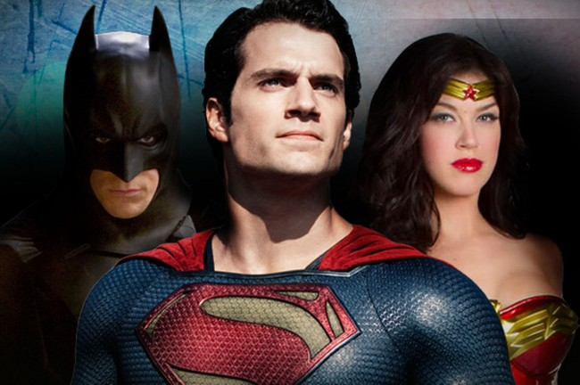 wonder woman added to new superman movie � guardian