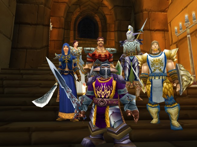 World of Warcraft for Real Life Spies