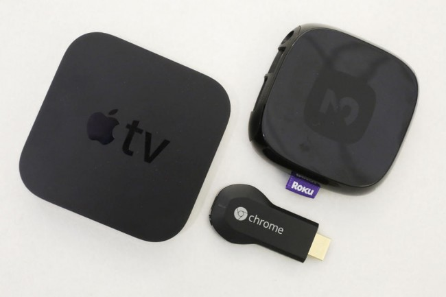 technology, streaming media, streaming device,s roku, apple tv, chromecast