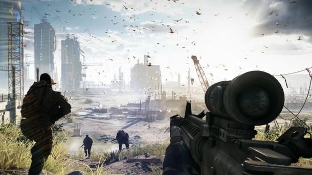 Xbox One: Battlefield 4