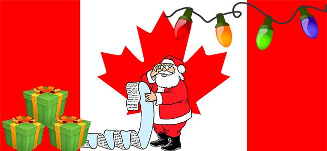 santa claus, canadian