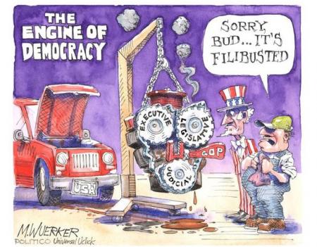 Best Political Cartoons 2013