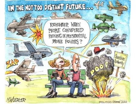 Political Cartoons 2013 by Matt Wuerker