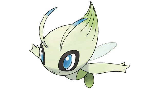 how to get celebi in x and y