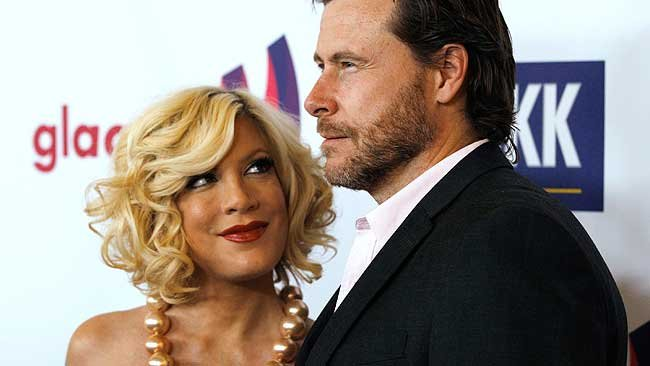 entertainment, tori spelling, dean mcdermott, cheating, emily goodhand