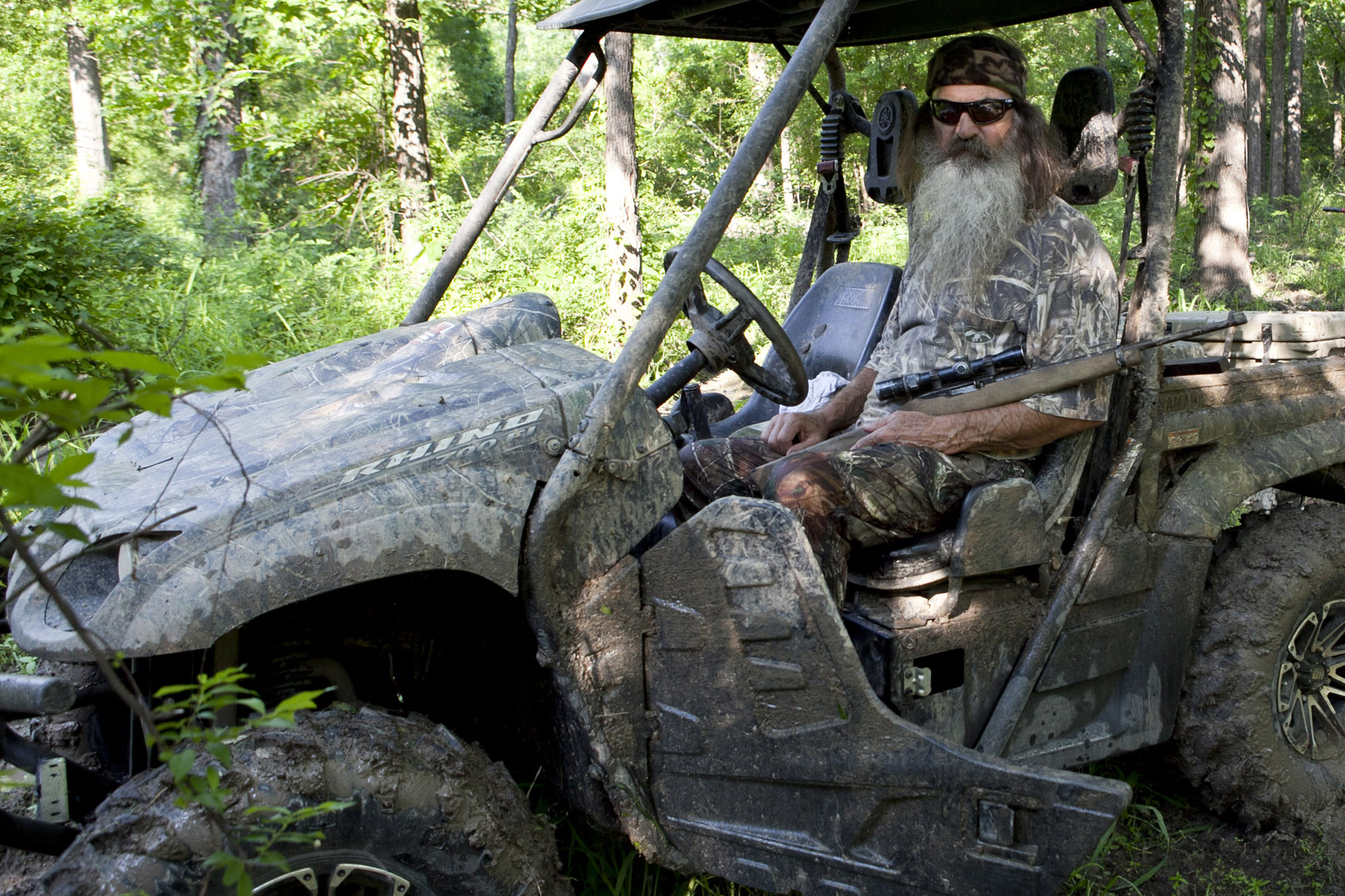 Duck Dynasty Doesn't Stop Charming