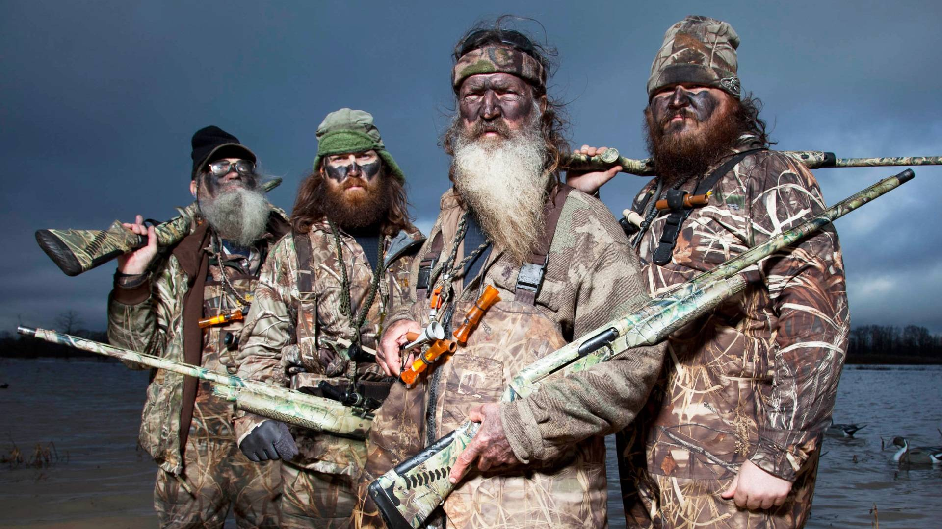 Duck Dynasty Flap Prelude to War