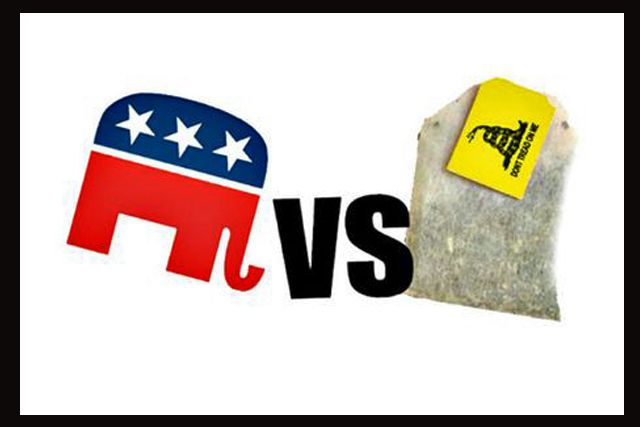 The GOP and its Civil War