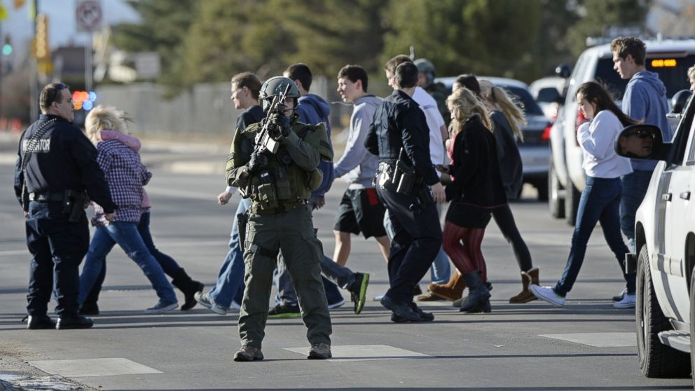 Colorado Shooting Part of Larger Pattern