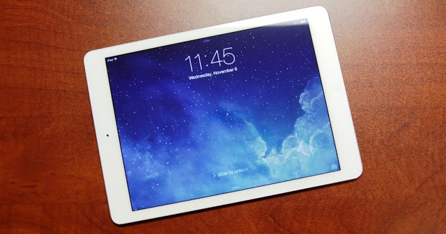 Apple Inc iPad 6 Pro Release Rumors 12.9 Inch Screen