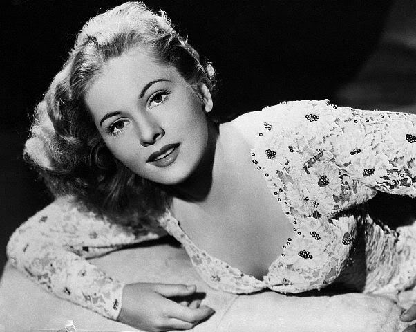 Joan Fontaine They Don't Make Them Like They Used to
