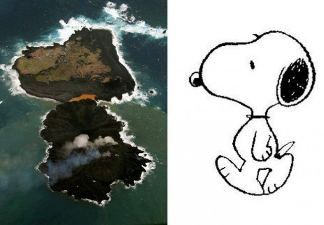 Snoopy Island or Niijima Named Best Island of 2013