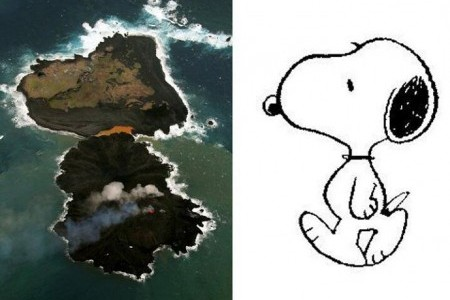 Snoopy Island or Niijima Named Best Island of 2013