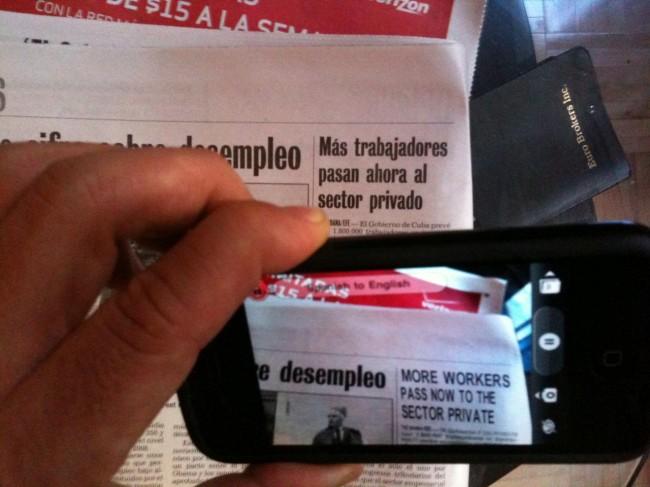 translation mobile app