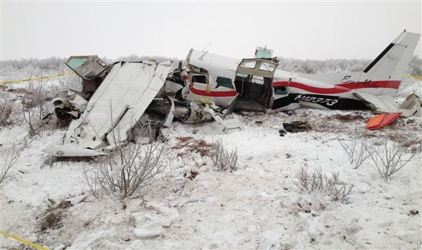 Alaska, plane crash, crash