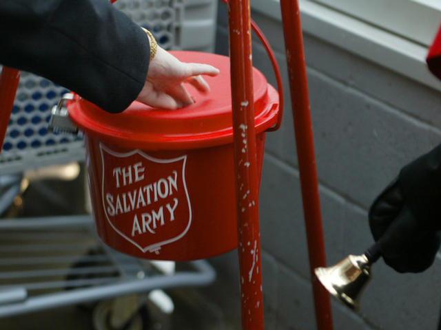 Washington D.C. Salvation Army Burglarized