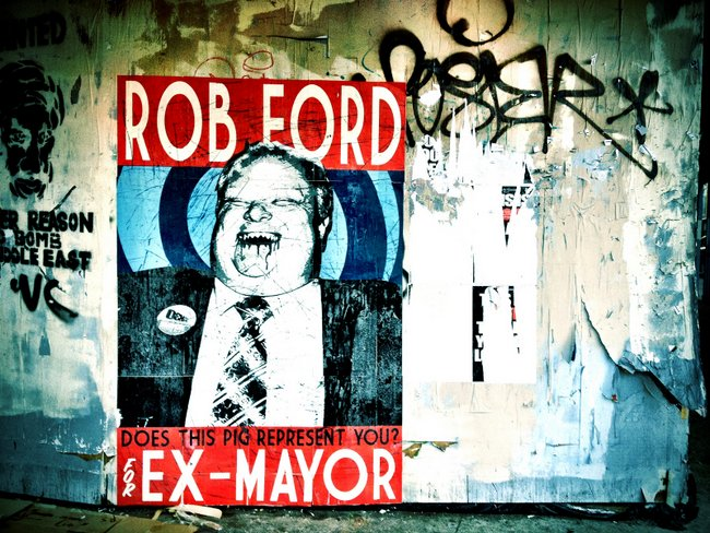 Rob Ford: Chronology of Apology