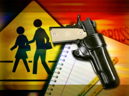 School Shootings May End By These Three Means