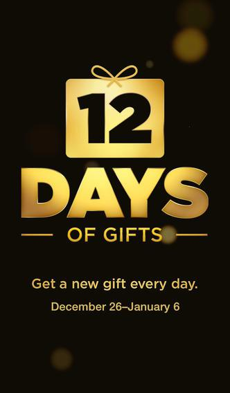Apple Inc. 12 Days of Gifts Beats a Partridge in a Pear Tree