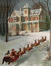 Poem about Santa Claus