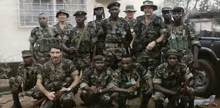 South Africa Special Forces