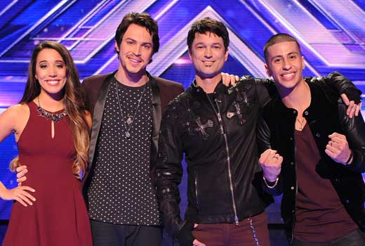 The X Factor Season Finale Part One