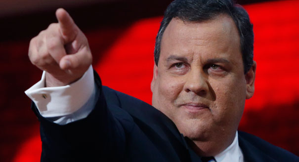 Chris Christie Bully Backfire