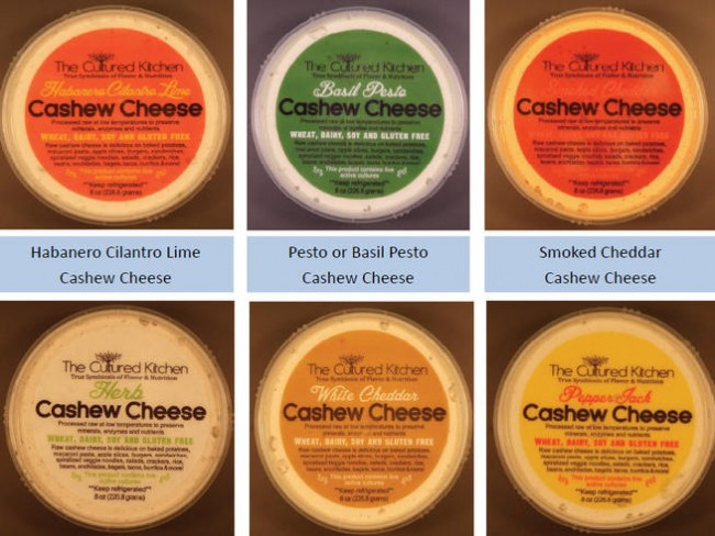 The Cultured Kitchen Recalls Products Contaminated With Salmonella