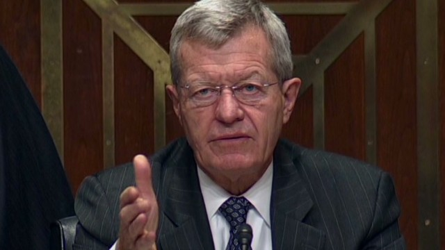 McCain Concerned with Baucus Becoming Ambassador to China