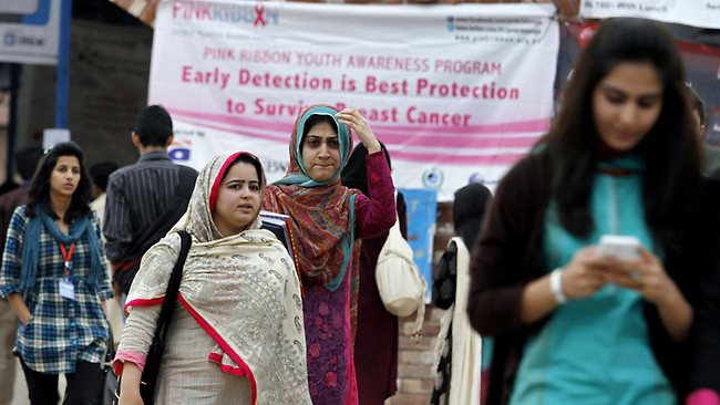 Breast Cancer Deaths Soar Cultural Taboos Are to Blame