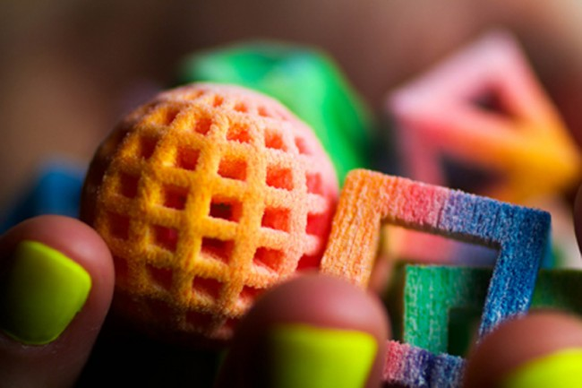 3D Printer Technology Can Create Sweet Treats
