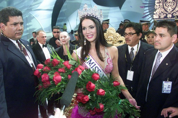 Killers of Miss Venezuela Monica Spear Arrested