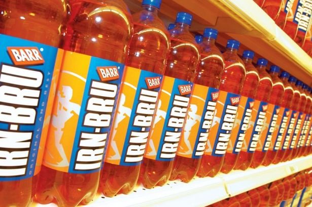 Burns Night in Canada Bereft of Irn Bru