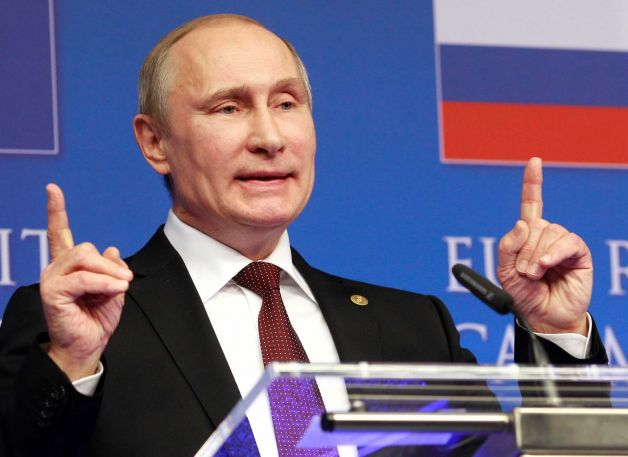 Putin Condemns European Union Interference in Ukraine