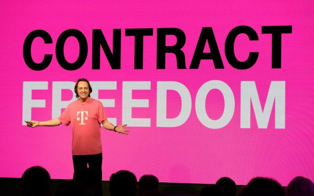 technology, john legere, t-mobile, AT&T, verizon, sprint, legere, no contract, uncarrier, $650, credit, buy out, contract