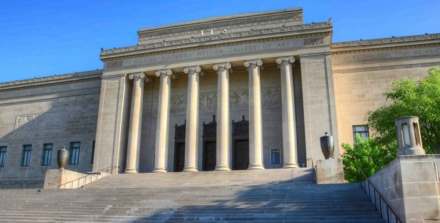 Kansas City Nelson-Atkins Museum of Art and Monuments Men