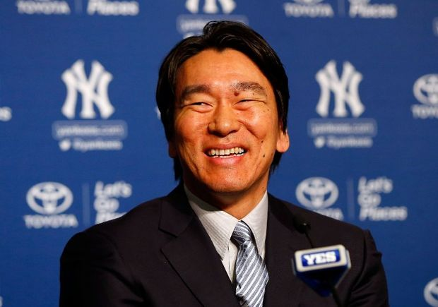 sports, masahiro tanaka, largest contract
