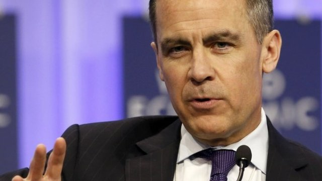Carney Warns Independent Scotland Must Cede Some National Soverignty