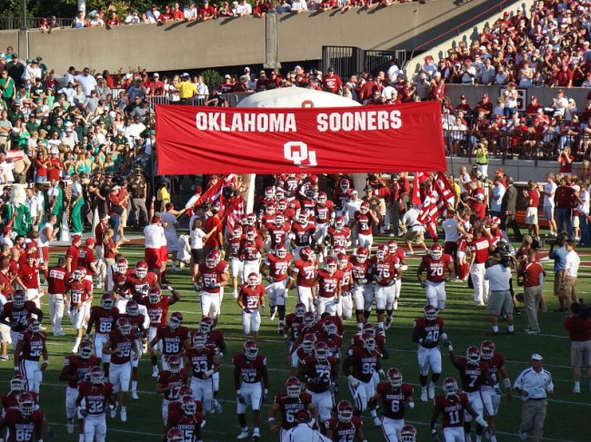 football, sports, oklahoma university, sooners