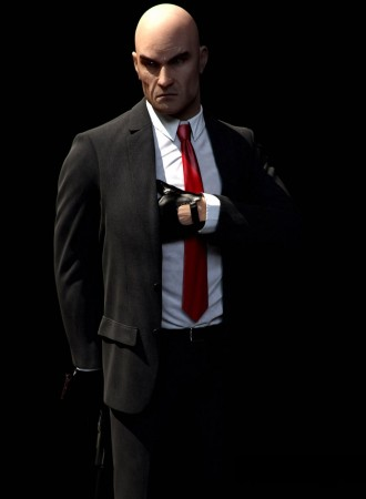 Agent 47 video game character