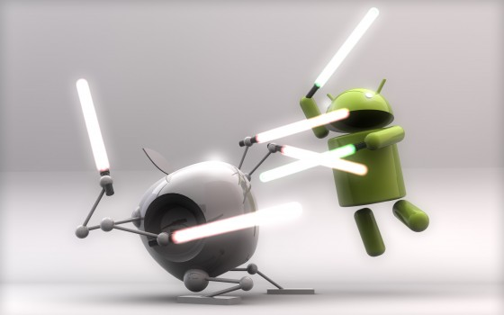 Android Finished Strong in 2013 While Apple Slipped