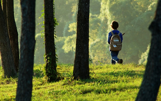 Autistic children are prone to wander off