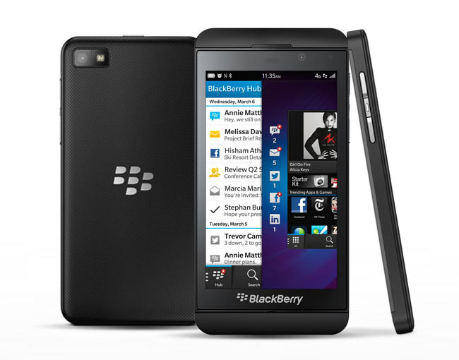 Blackberry's Misery Finally Stopping?