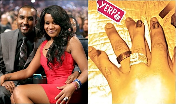 Bobbi Kristina says she is happily married to Nick Gordon
