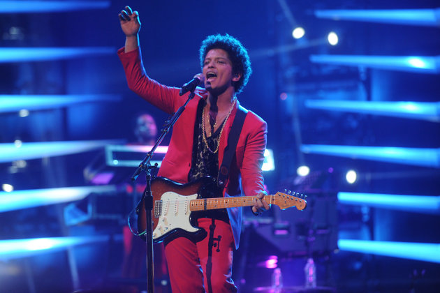 Bruno Mars Latest Super Bowl Half-Time Act Touting Pepsi
