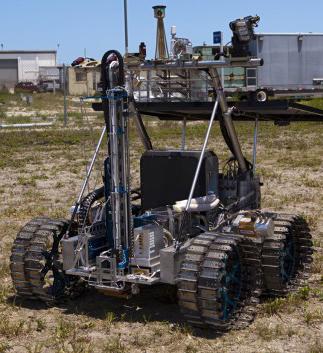 Canada's Artemis Jr rover