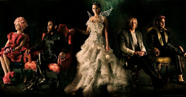 Catching Fire 1st Film of Year to Have Lone Female Lead Since The Exorcist