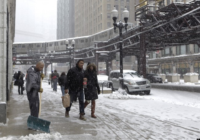Chicago Weather Reverses Plan to Keep Schools Open with Bitter Cold